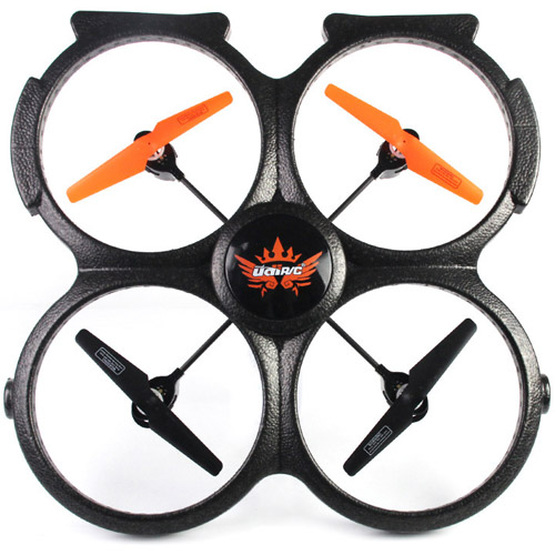 Квадрокоптер с видеокамерой UDI U829A (52 см, 2.4GHz)
