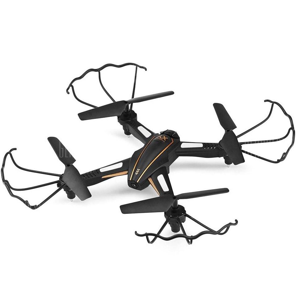 Квадрокоптер DragonFly с трансляцией видео (37 см, 2.4Ghz)