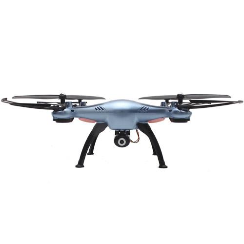 Радиоуправляемый Квадрокоптер Syma X5HW с трансляцией видео на смартфон (31 см, 2.4Ghz) - Картинка