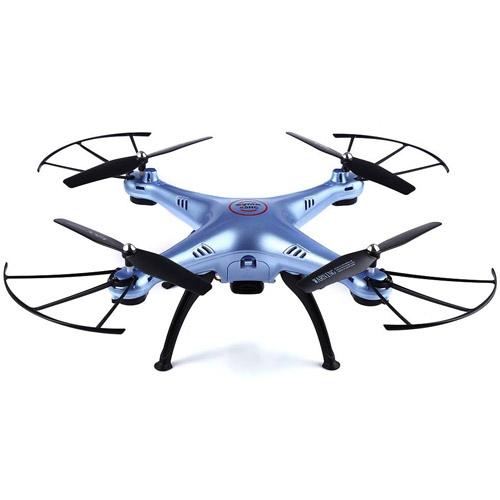 Радиоуправляемый Квадрокоптер Syma X5HW с трансляцией видео на смартфон (31 см, 2.4Ghz)