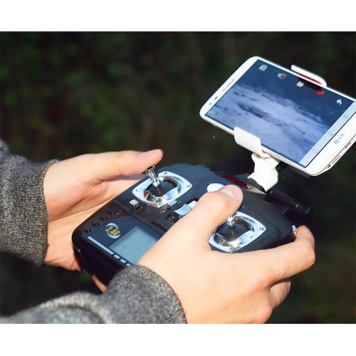 Радиоуправляемый Квадрокоптер Syma X5HW с трансляцией видео на смартфон (31 см, 2.4Ghz) - В интернет-магазине