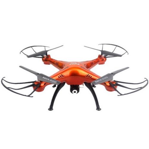 Квадрокоптер Syma X5SW с трансляцией видео на смартфон (31 см, 2.4Ghz)