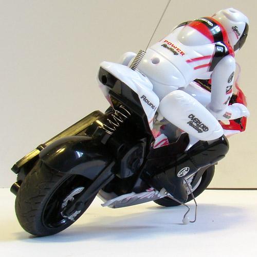 Радиоуправляемый Мотоцикл 1:10 ZC спорт-байк (19 см.) - Картинка