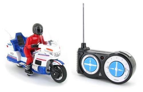 Радиоуправляемый Мотоцикл туринговый ZX - В интернет-магазине