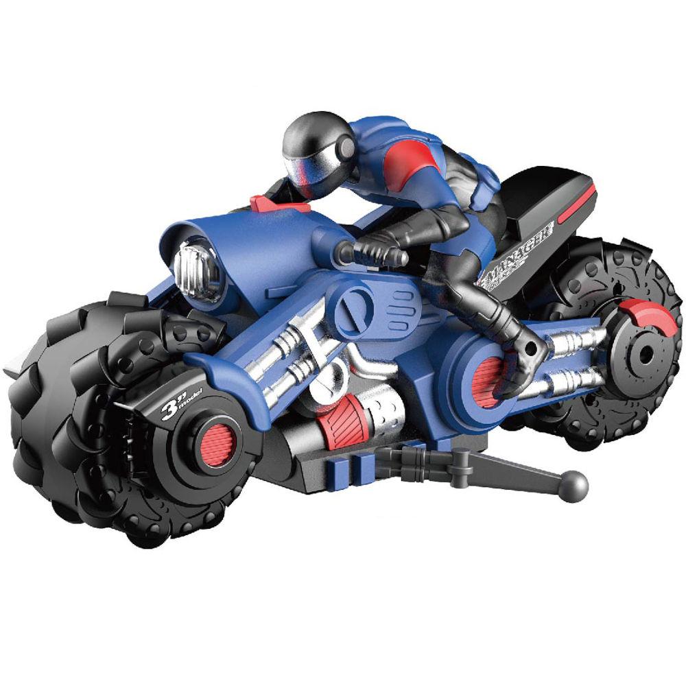 Радиоуправляемый Дрифт-Мотоцикл Fancy (27 см, 2.4GHz, 1:10)