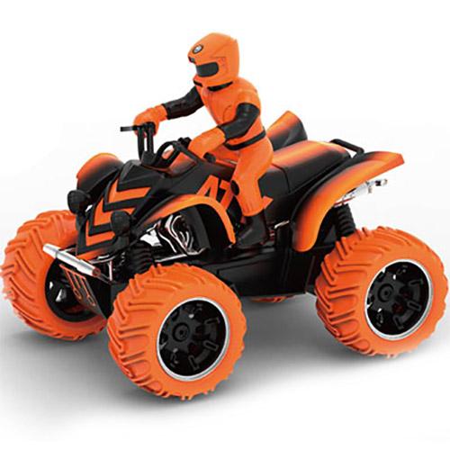 Радиоуправляемый Квадроцикл с гонщиком (1:10, 23 см.)
