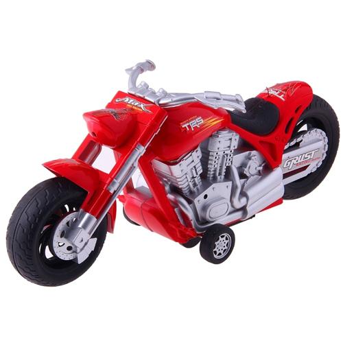 Радиоуправляемый Мотоцикл 1:10 Чоппер (27 см)