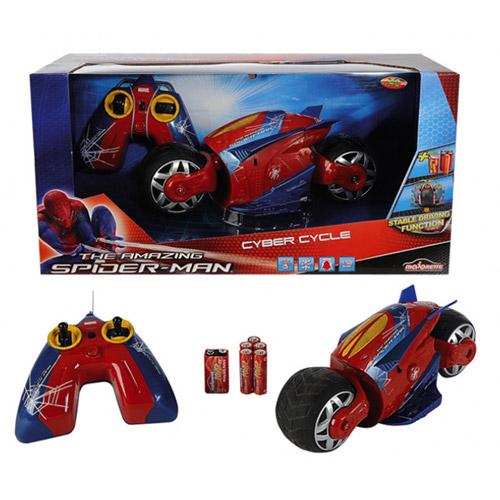 Радиоуправляемый Мотоцикл Spider Man