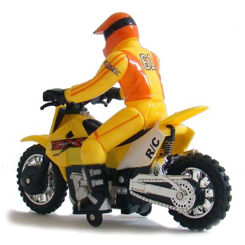 Мотоцикл триаловый на радиоуправлении ZX