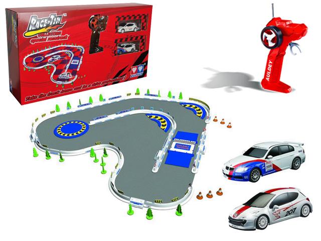 Радиоуправляемый Набор мини-машин BMW + Peugeot 1:40