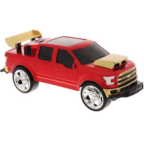 Радиоуправляемая Битва джипов 1:18 Ford F150 vs. Chevrolet Tahoe (23 см.) - В интернет-магазине