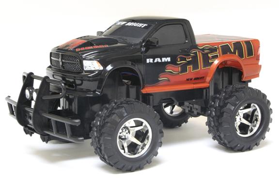 Радиоуправляемый Джип 1:15 Dodge Ram