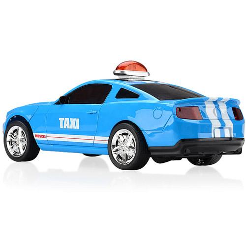 Радиоуправляемая машинка-перевертыш Crazy Taxi (29 см.) - В интернет-магазине