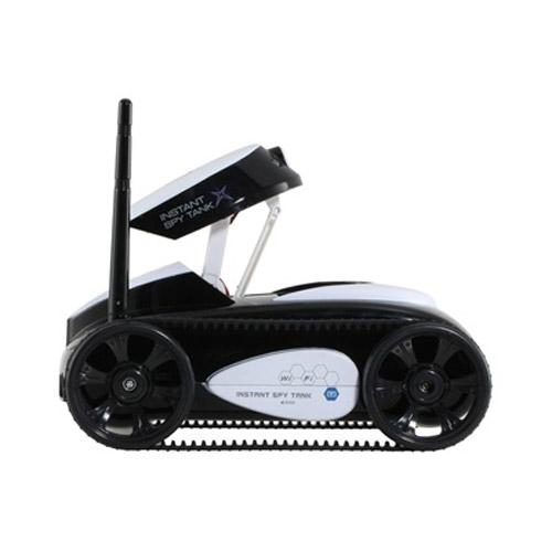 Танк-шпион с видеокамерой i-spy tank - В интернет-магазине