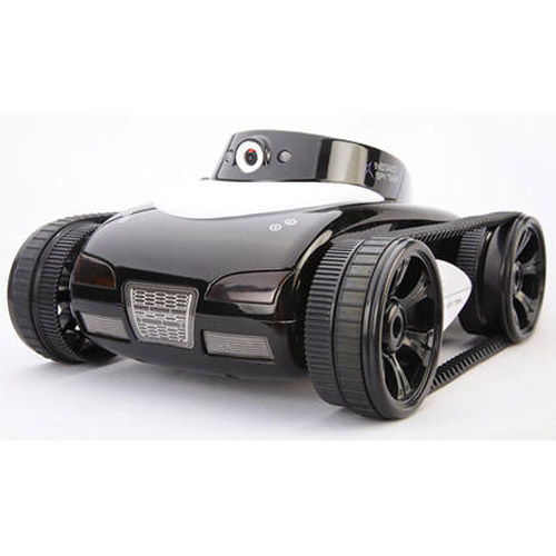 Танк-шпион с видеокамерой i-spy tank