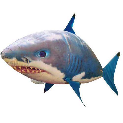 Радиоуправляемая летающая рыба Акула