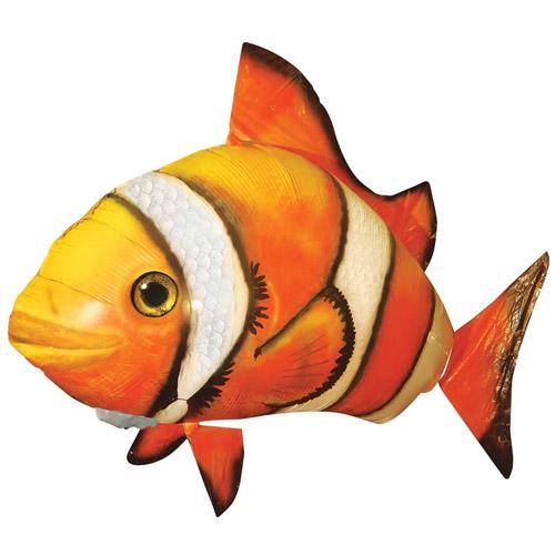 Радиоуправляемая летающая рыба Клоун