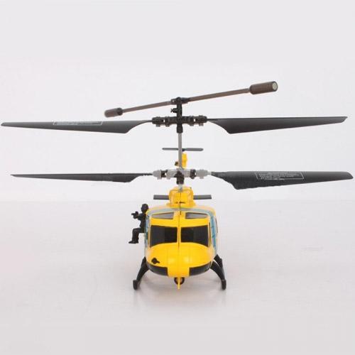Набор радиоуправляемые тягач и вертолет (34 см.) - Фотография