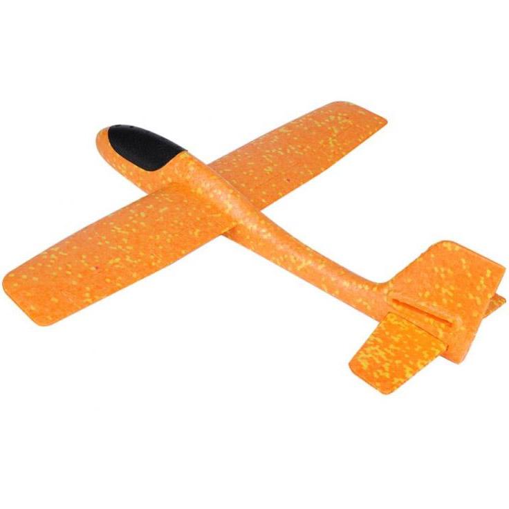 Самолет-планер метательный (48 см.) - Фото