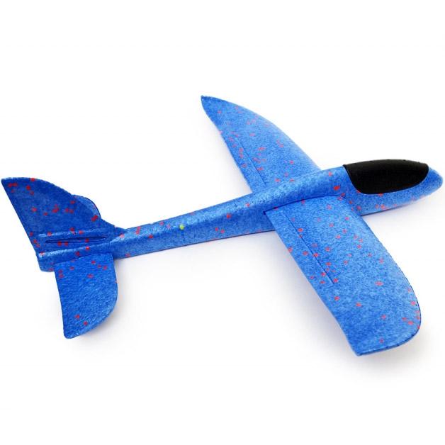 Самолет-планер метательный (48 см.) - Изображение