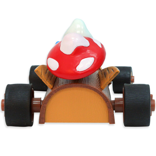 Радиоуправляемая машинка Красавчик Смурф - игрушка (12 см) - Фото