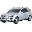 Серебристый Радиоуправляемый Mercedes-Benz ML (1:14, 34 см)