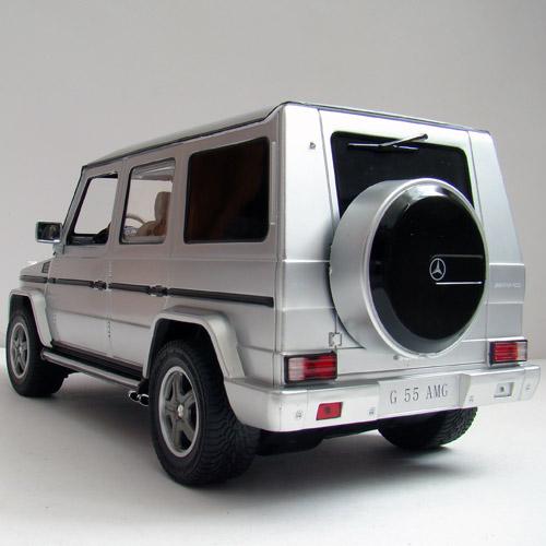 Радиоуправляемый Mercedes G55 (Гелендваген, 1:14, 33 см) - Картинка