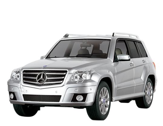 Радиоуправляемая Mercedes-Benz GLK (1:14, 33 см)