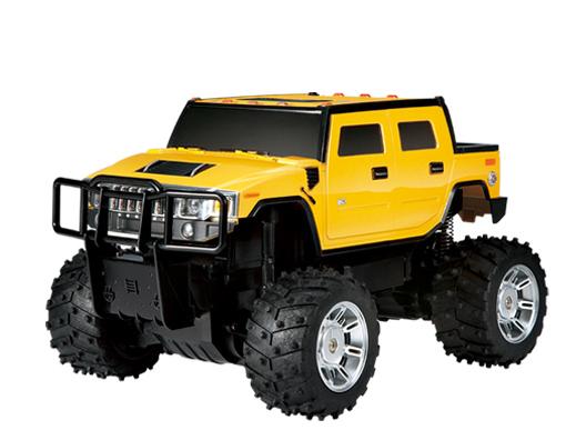 Радиоуправляемый Джип 1:15 Hummer H2