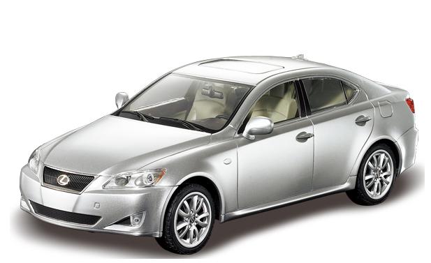 Радиоуправляемый Lexus IS 350 (31 см)