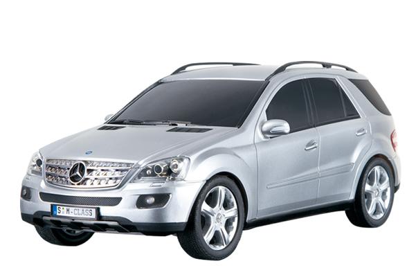 Радиоуправляемый Mercedes-Benz ML (1:14, 34 см)