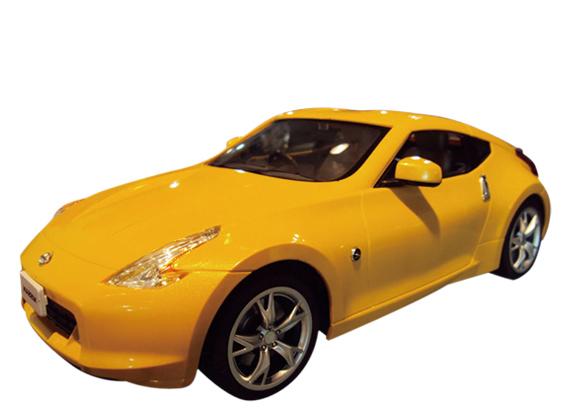 Радиоуправляемая Nissan 370Z (1:14, 33 см)