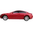 Красный Маленькая Радиоуправляемая Машинка BMW 645CI (1:24, 20см.)