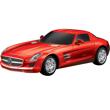 Красный Маленькая радиоуправляемая машинка Mercedes-Benz SLS AMG (1:24, 17 см)