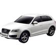 Белый Радиоурпаляемая Машинка Audi Q5 (1:24, 20 см)