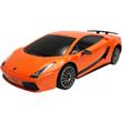 Оранжевый Маленькая радиоуправляемая Машинка Lamborghini Gallardo Superleggera (1:24, 18 см.)