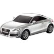 Серебристый Маленькая Радиоуправляемая Машинка Audi TT (1:24, 17 см)