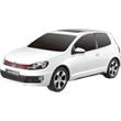 Белый Маленькая радиоуправляемая машинка Volkswagen Golf GTI (1:24, 17 см)