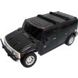 Черный Маленькая Радиоуправляемая Машинка Hummer H2 (1:24 16 см)