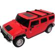 Красный Маленькая Радиоуправляемая Машинка Hummer H2 (1:24 16 см)