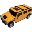 Желтый Маленькая Радиоуправляемая Машинка Hummer H2 (1:24 16 см)