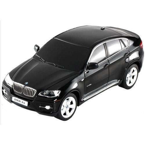 Маленькая Радиоуправляемая Машинка BMW X6 (1:24, 20 см.)