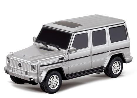 Радиоуправляемая машинка Mercedes-Benz G55 AMG (1:24, 19 см) - В интернет-магазине
