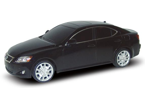 Маленькая радиоуправляемая машинка Lexus IS 350 (1:24, 18 см)