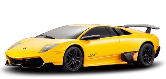 Радиоуправляемая Машина 1:24 Lamborghini Murcielago
