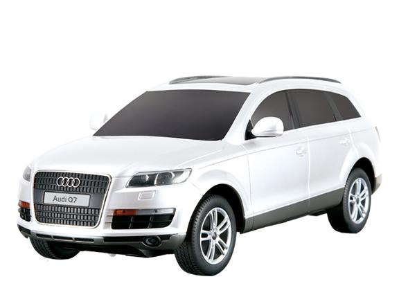 Маленькая Радиоуправляемая Машинка Audi Q7 (1:24, 20 см.)