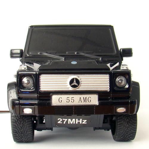 Радиоуправляемая машинка Mercedes-Benz G55 AMG (1:24, 19 см) - Изображение