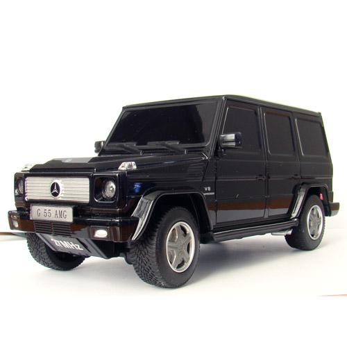 Радиоуправляемая машинка Mercedes-Benz G55 AMG (1:24, 19 см)