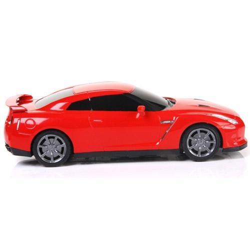Маленькая Радиоуправляемая Машинка Nissan GTR (1:24, 17 см) - В интернет-магазине