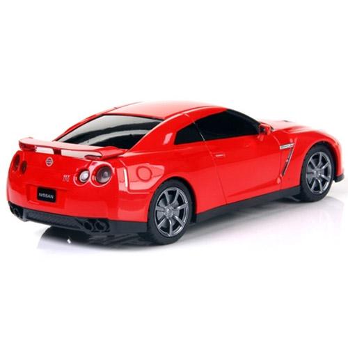 Маленькая Радиоуправляемая Машинка Nissan GTR (1:24, 17 см) - Фото